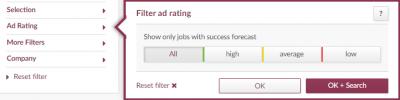 index Advertsdata Ad rating
