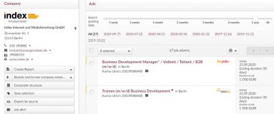 index Advertsdata Contact Details